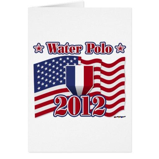 Water polo 2012 tarjetón