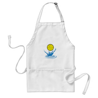 Water Polo Ball Adult Apron