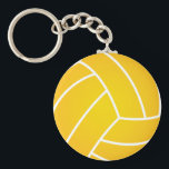 "Water Polo Ball Key Chain<br><div class=""desc"">Support your sport with this Water Polo Ball Key Chain. Great as a gift for every water polo player on the team. Also make a nice coach gift.</div>"