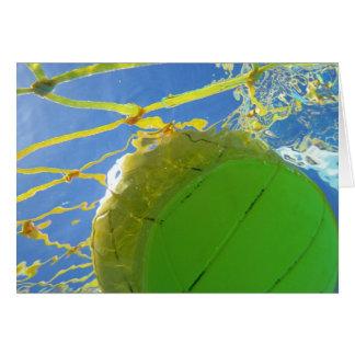 Water Polo Card