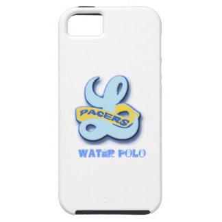 Water polo del marcapasos de Iphone 5/FS iPhone 5 Cárcasas