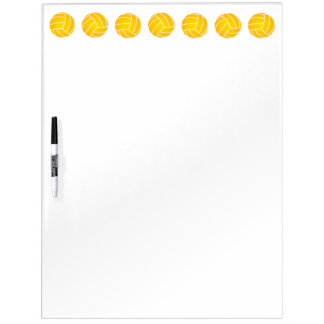 Water Polo Dry Erase Dry-Erase Board