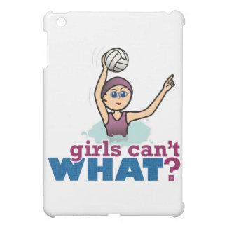Water Polo Girl iPad Mini Cases