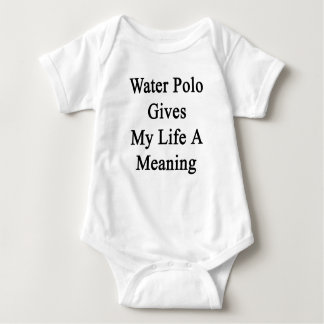 Water Polo Gives My Life A Meaning