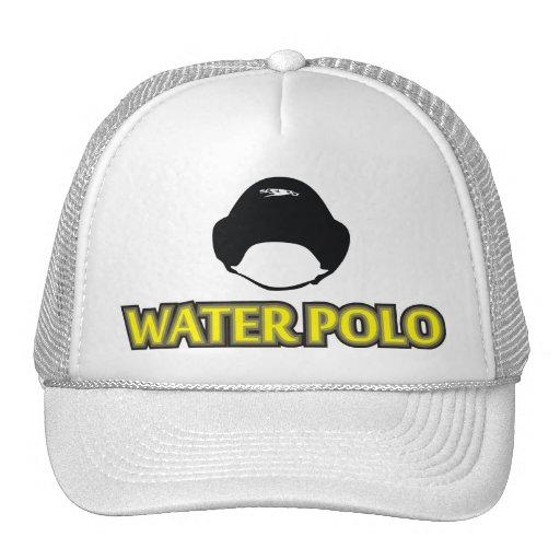 water polo gorras de camionero