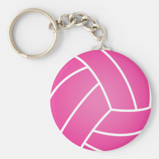 Water Polo key chain - pink
