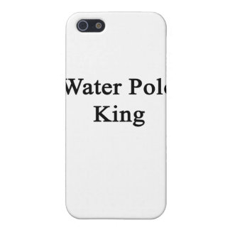 Water Polo King Cases For iPhone 5