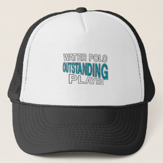 WATER POLO OUTSTANDING PLAYER TRUCKER HAT