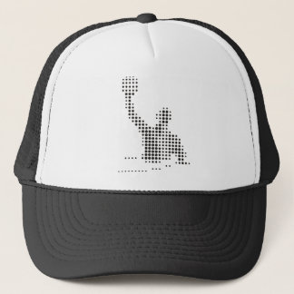 Water Polo player Trucker Hat