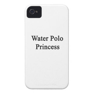 Water Polo Princess iPhone 4 Case-Mate Case
