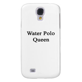 Water Polo Queen Galaxy S4 Cases