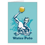 Water Polo Shot Cards