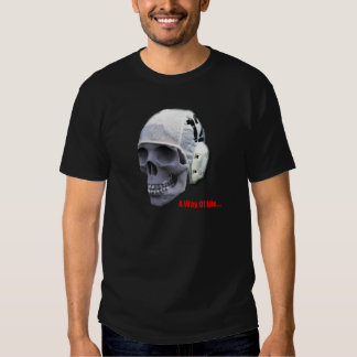 water-polo-skull shirt