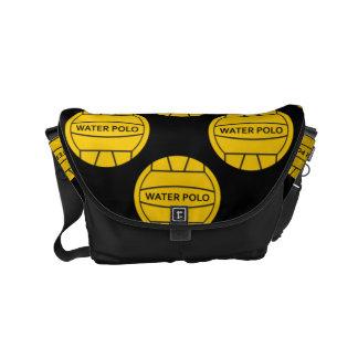 Water Polo Small Messenger Bag