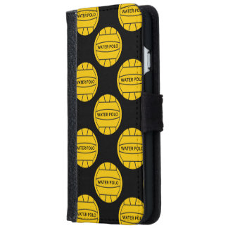 Water Polo Wallet Phone Case For iPhone 6/6s