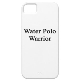 Water Polo Warrior iPhone 5 Cover