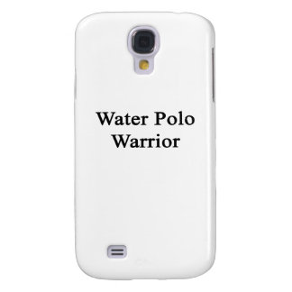 Water Polo Warrior Samsung Galaxy S4 Covers
