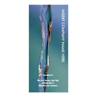 Water - pool hydropology desalination rack cards