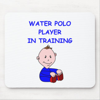 water pool mouse pad