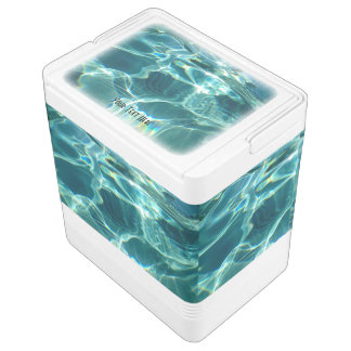 Water Pool Party Beach Summer Spa Day Glamping Igloo Ice Chest