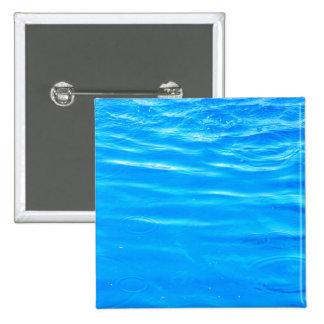 Water pretty deep blue rippling beautiful photo button