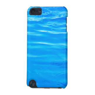 Water pretty deep blue rippling beautiful photo iPod touch 5G case
