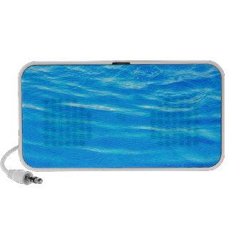 Water pretty deep blue rippling beautiful photo speaker