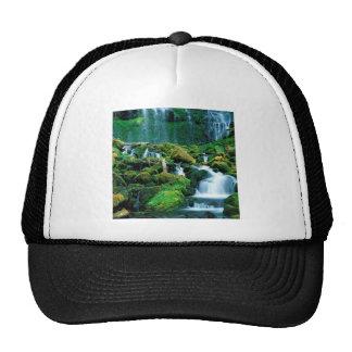 Water Proxy Falls Cascade Range Oregon Hat