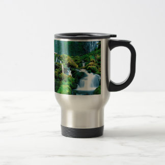 Water Proxy Falls Cascade Range Oregon Mug