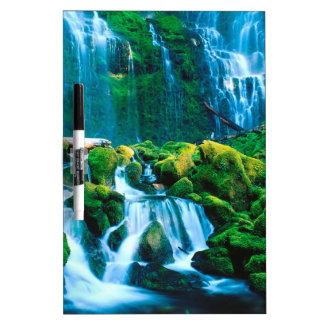 Water Proxy Falls Willamette Dry-Erase Whiteboard