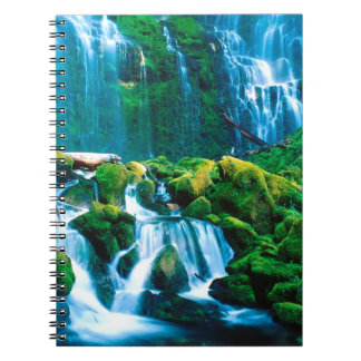 Water Proxy Falls Willamette Notebook