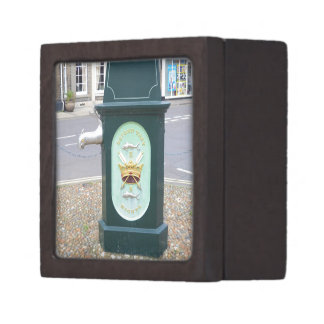 Water Pump At Southwold Jewelry Box