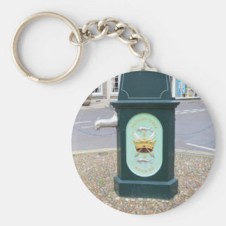 Water Pump At Southwold Key Chains