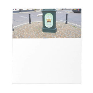 Water Pump At Southwold Notepad