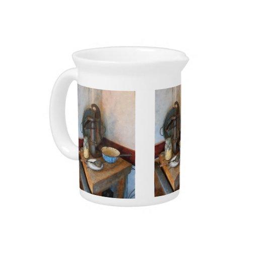 Water Pump in Kitchen Pitchers