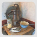 Water Pump in Kitchen Sticker