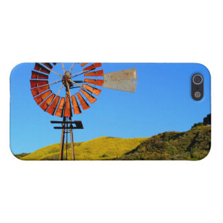 Water Pumping Windmill iPhone 5/5S Case