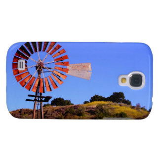 Water Pumping Windmill Samsung Galaxy S4 Cover