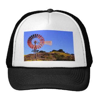 Water Pumping Windmill Trucker Hat