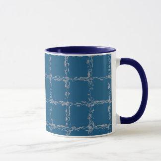 Water Quilt Mug