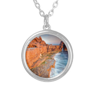 Water Red Rock Reef Necklaces