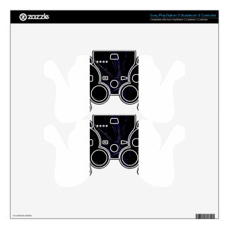 Water Reed Digital art PS3 Controller Decal