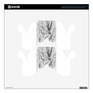 Water Reed Digital Art Skin For PS3 Controller