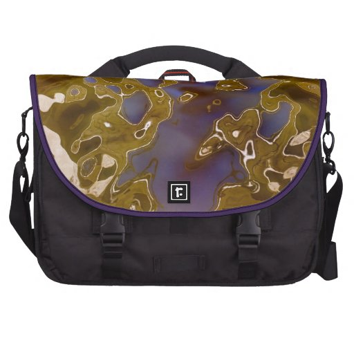 Water reflection surreal bags for laptop