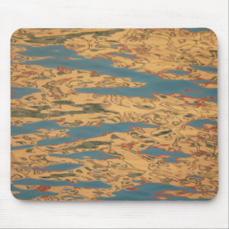 Water Reflections Mouse Pad