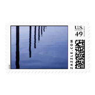 Water Reflections - Stamp