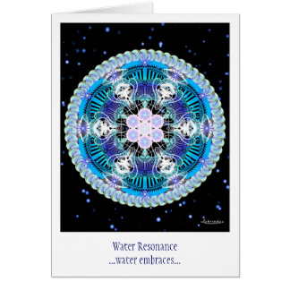 Water Resonance Card