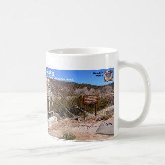 Water Resources III - Embudo Stream Gage Classic White Coffee Mug