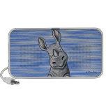 Water Rhino Doodle Speaker
