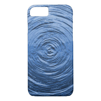 Water Ripple Blue iPhone 8/7 Case